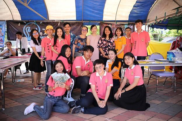 泰国公立大学、皇家大学排名前三百年名校 乌隆他尼皇家大学 商业资讯 第7张