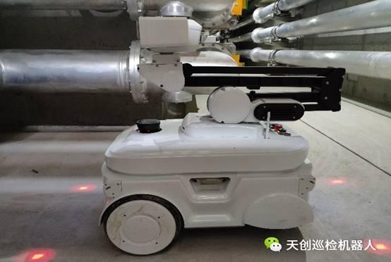盘点国内智能巡检机器人排名