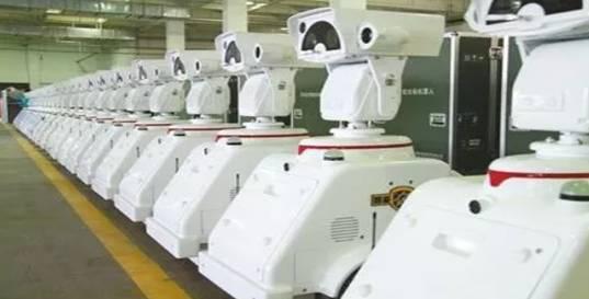 盘点国内智能巡检机器人排名 智能设备 第5张
