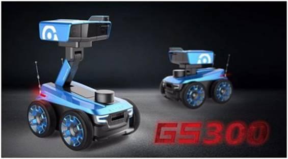 盘点国内智能巡检机器人排名 智能设备 第8张