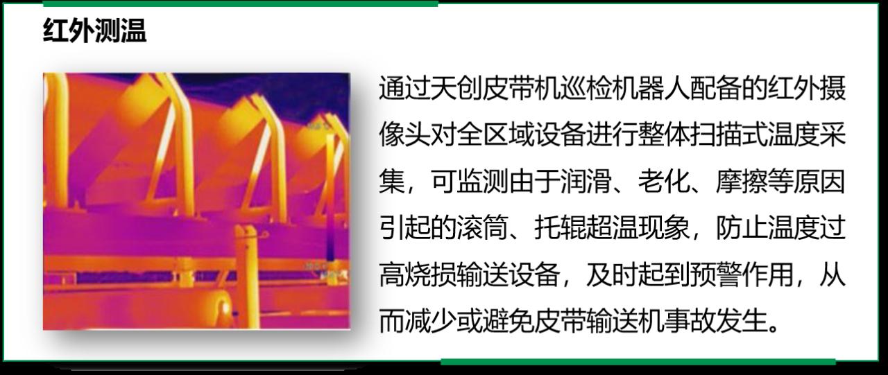 港口码头巡检机器人 天创皮带巡检机器人 商业资讯 第14张