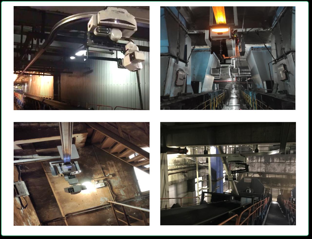 港口码头巡检机器人 天创皮带巡检机器人 商业资讯 第30张