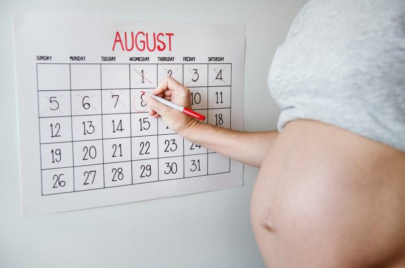 """孕爸妈必备!超详细实用的""""产检时间表"""""""