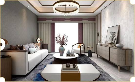 国风正当时,我用JCC天洋墙布新中式来装婚房,太惊艳!