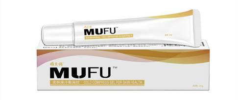 Mufu凝胶祛痘膏,你的美丽神助攻!