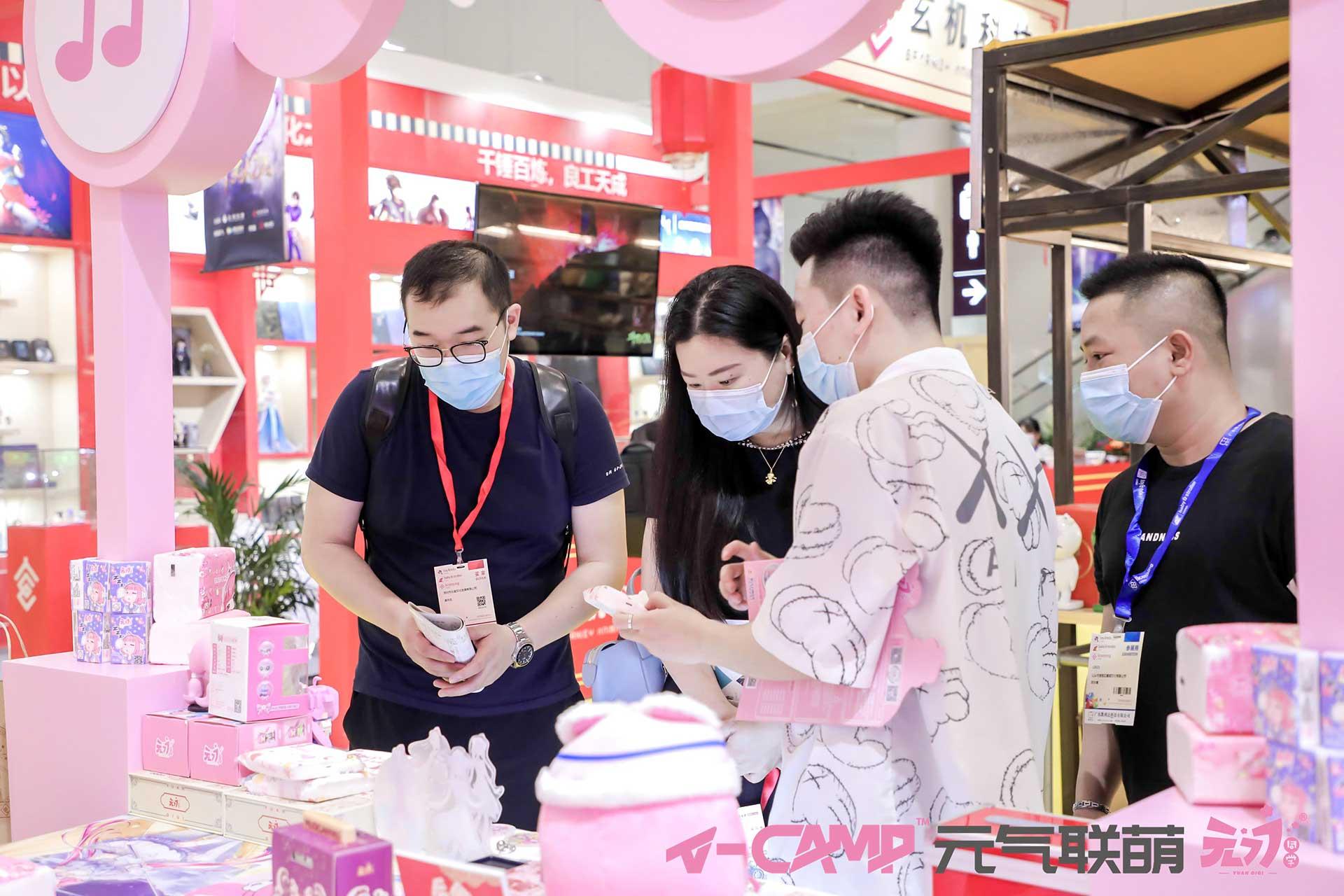 七七现身深圳国际授权展,乳霜纸巾首次惊艳亮相-翼萌网